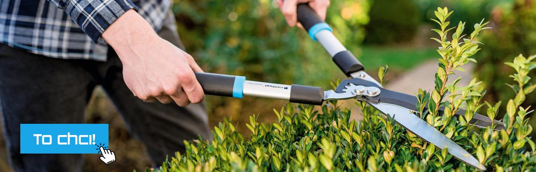 Cellfast zahradní nůžky na živý plot