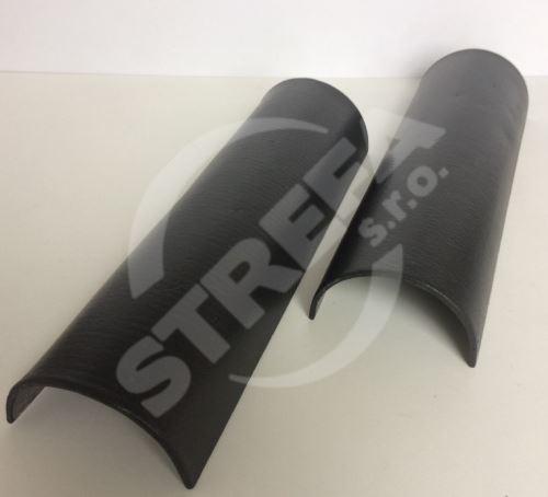 Eternit Dacora hřebenáč kónický 400 x 120 mm grafitově šedá