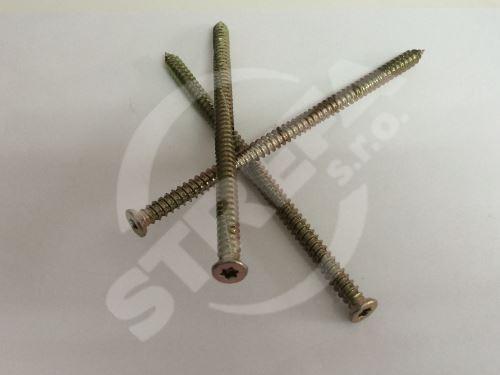 Rámový šroub BERNER 7,5x150 TX30