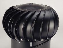 Turbina vent. BIB12 černá