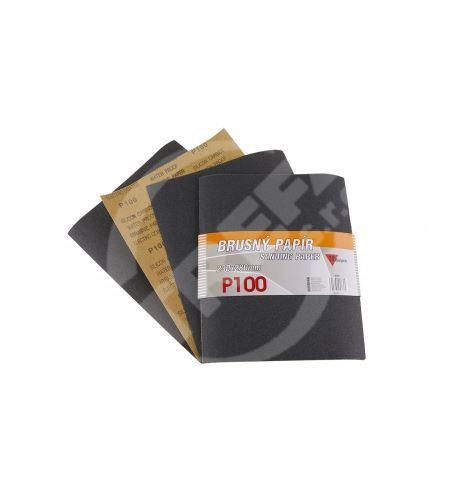 Smirkový papír230x280mm P180 10ks Waterproof