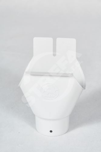 PREFA kulatý kotlík, 250/80mm (pro žlab Ø 100 mm)