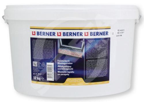 Montážní lepidlo na parapety BERNER 12 kg