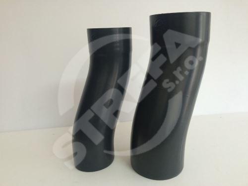 PREFA soklové koleno, ø 80 mm