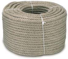 JUTA/PP lano, stáčené 4 průměr 24mm (svazek)