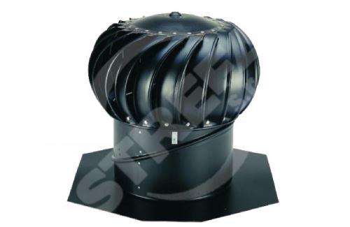 Ventilační turbína Airhawk hliníková- černá