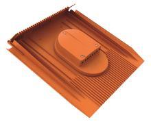 Venduct Solar kabel prostup 8 vstupů-komplet hnědý