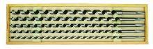 Sada hadovitých vrtáků do dřeva - 5ks