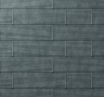 PREFA střešní panel fx.12, 1400 x 420 mm velký hladký, Břidlicová P.10