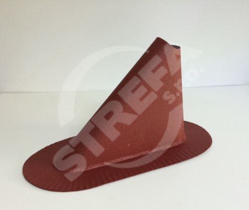 PREFA nalepovací prostup pro falcované střechy 50-65mm, P.10