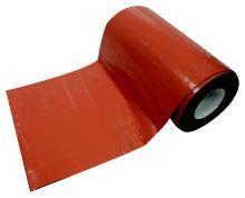 Těs. pás ke komínu-30cm červený