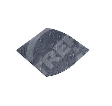 Eureko BNC břidlice německý čtverec, černá břidlice