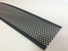 PREFA ochranná mřížka proti ptákům 125 x 2000 x 0,70 mm, Vojenská hnědá - khaki/Antracit