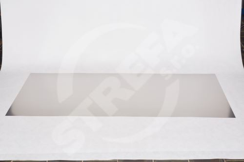 Nerezový plech tabule 0,5 x 1000 x 2000