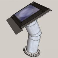 Světlovod Sunizer RP 430mm