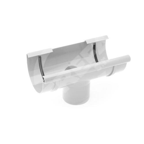 Kotlík plastový Ø 125/90 mm, Bílá RAL 9010