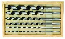 Sada hadovitých vrtáků do dřeva - 6ks