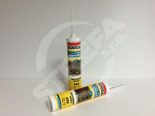 lepidlo konstrukční polyuretanové  60A Soudal, 310 ml