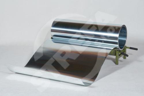 Titanzinkový plech ve svitku 0,6 x 670 mm, tl. 0,60 mm,  Rheinzink - Titanzinek
