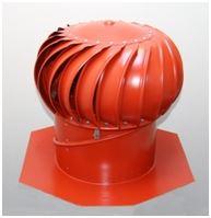 Turbina vent. BIB12 červená