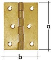Závěs splétaný ZS 25 DMX, 25x1,0mm zinek galvanický