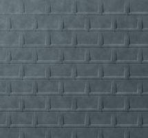 Střešní panel R.16, 700 x 420 mm stucco, Břidlicová P.10