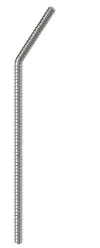 Montážní tyč k zemním vrutům 14x400mm