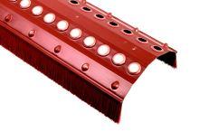 Pás hřebene 180/60mm červený