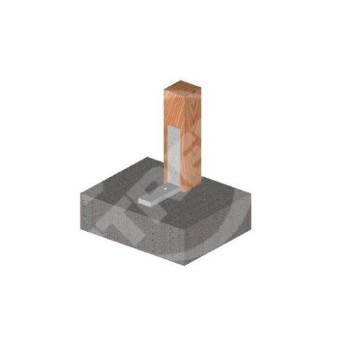 Kotevní úhelník 12-12, 60x240x175
