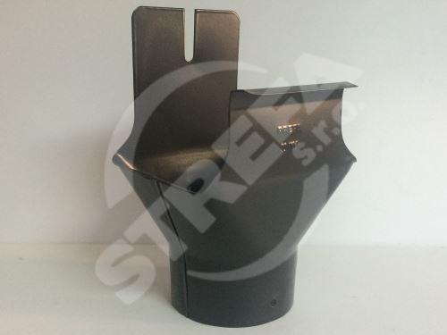 PREFA hranatý kotlík, 333 x ø 100 mm