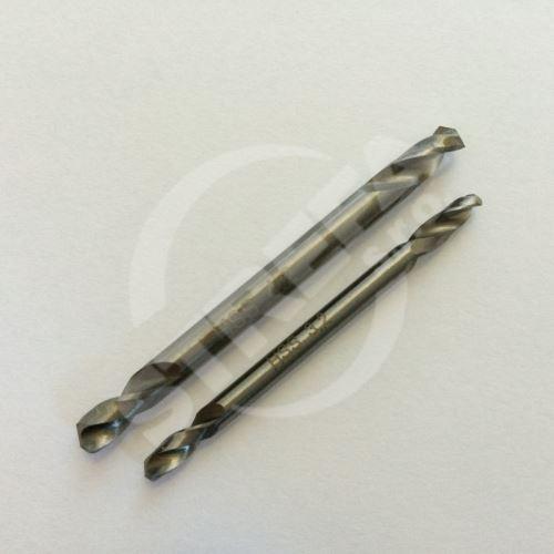 Oboustranný vrták HSS-G, 3,2 mm / délka 49 mm