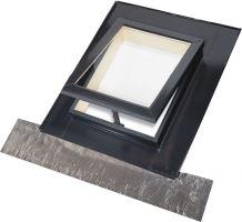 Světlík univerzální pro profilované střešní krytiny 45x55 červený