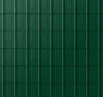 Falcovaná taška, povrch stucco, Mechově zelená P.10