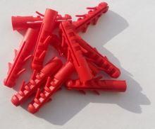 Hmoždinka standardní UPP 8x40, červená polypropylenová