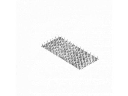 Styčníková deska 01-02 BV 15/105x63x1,5 ZB