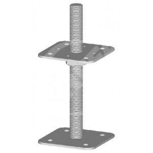 Patka dřevěného pilíře 330x110x110, ZB