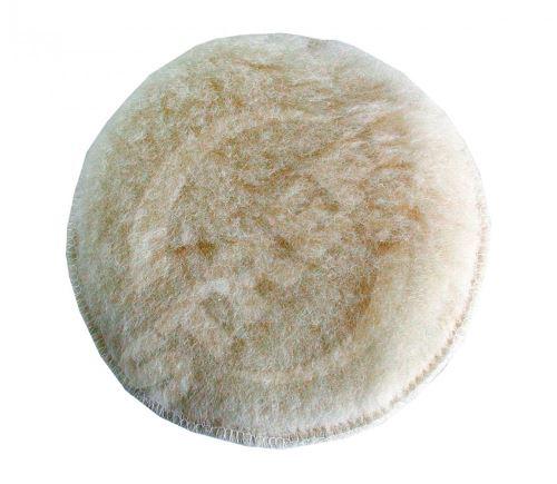 Leštící kotouč suchý zip 125mm