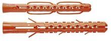 MUNGO hmoždinka do děrované cihly s límcem MLK 14x90 nylonová