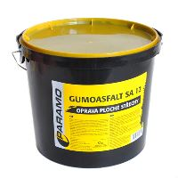 Gumoasfalt SA 12 Paramo, černý 5 kg