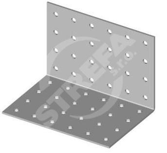 Úhelník statický 40x40x260 ZB / pr.11