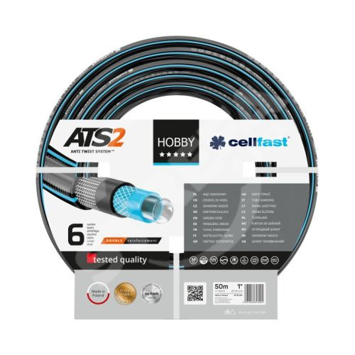 Zahradní hadice HOBBY ATS2™ 1''