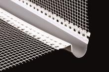 Profil dilatační V - 2,5m PVC