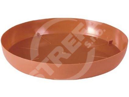 Miska PCE 8, cihlově červená (R624)