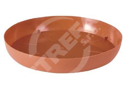Miska PCE 9, cihlově červená (R624)