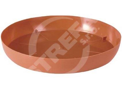 Miska PCE 11, cihlově červená (R624)