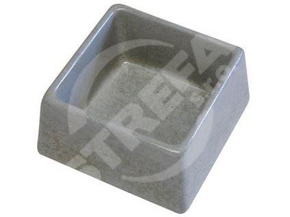 Betonová miska čtverec 155x155x75mm