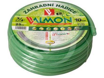 Hadice,transparentní zelená 1122 1 (15m)