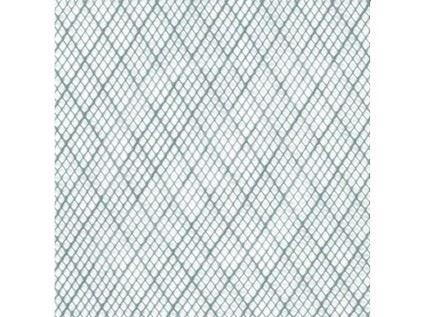 Síť okenní 1,0/25m, polyethylen, bílá