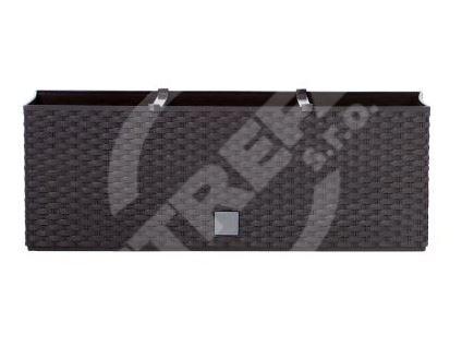 Truhlík RATO CASE hnědý 51,4x19x18,6cm