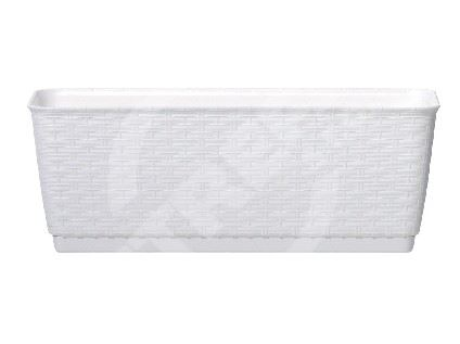 Truhlík RATOLLA bílá 49,2x17,2x17,4cm